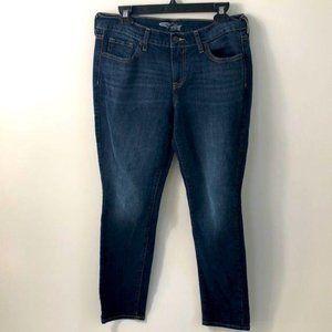 Old Navy- Flirt Medium Wash Jeans size 10 short